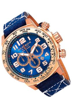 Часы Akribos Xxiv                                                                                                              золотой цвет