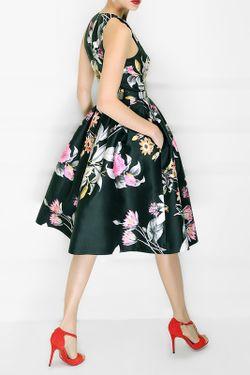 Платье Isabel Garcia                                                                                                              многоцветный цвет