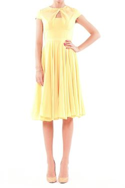 Платье Isabel Garcia                                                                                                              желтый цвет