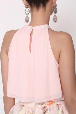 Топ Isabel Garcia                                                                                                              розовый цвет