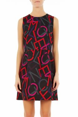 Платье ATOS LOMBARDINI                                                                                                              чёрный цвет