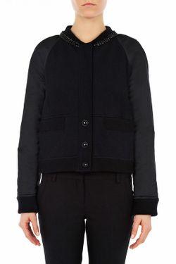 Куртка ATOS LOMBARDINI                                                                                                              черный цвет