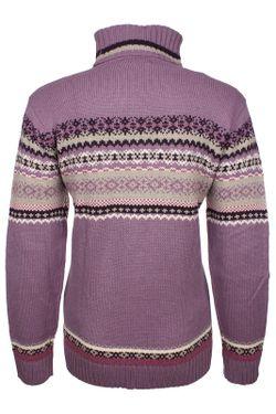 Свитер Usha                                                                                                              фиолетовый цвет