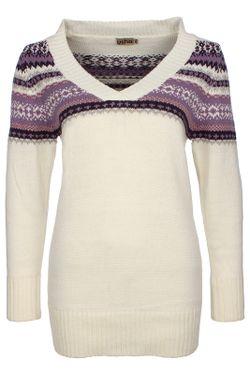 Пуловер Usha                                                                                                              фиолетовый цвет