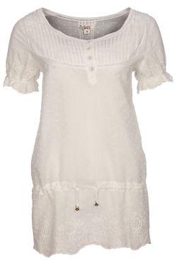 Туника Usha                                                                                                              белый цвет