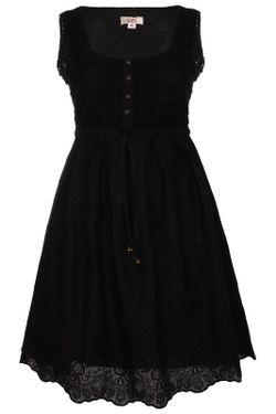 Платье Usha                                                                                                              черный цвет