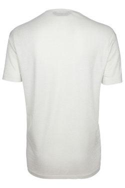 Футболка KARL UOMO                                                                                                              белый цвет