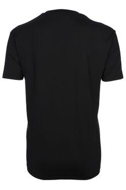 Футболка KARL UOMO                                                                                                              чёрный цвет