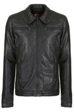Куртка BARNEYS NEW YORK                                                                                                              чёрный цвет
