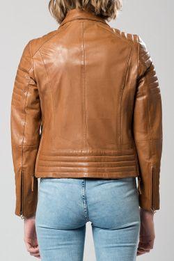 Куртка DERI&MOD                                                                                                              коричневый цвет