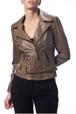 Куртка DERIMOD                                                                                                              коричневый цвет
