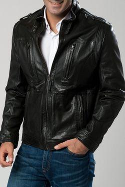 Куртка DERIMOD                                                                                                              черный цвет
