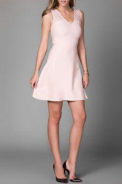 Платье Milla                                                                                                              розовый цвет