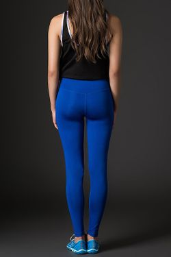 Леггинсы Milla                                                                                                              синий цвет