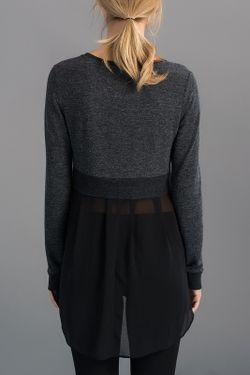 Блузка Milla                                                                                                              чёрный цвет