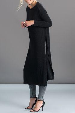 Туника Milla                                                                                                              чёрный цвет