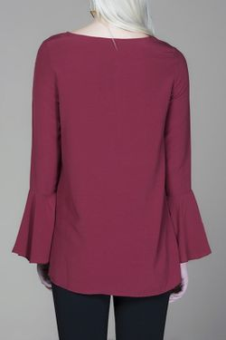Блузка Milla                                                                                                              оранжевый цвет