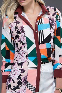 Рубашка Milla                                                                                                              многоцветный цвет