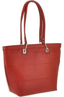 Сумка FLORENCE BAGS                                                                                                              красный цвет