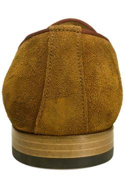 Мокасины BELSIRE MILANO                                                                                                              коричневый цвет