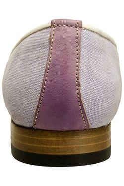 Мокасины BELSIRE MILANO                                                                                                              фиолетовый цвет