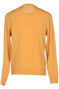 Пуловер Edward Spiers                                                                                                              оранжевый цвет