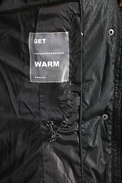 Пальто OPD                                                                                                              чёрный цвет
