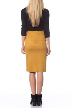 Юбка Dilvin                                                                                                              желтый цвет