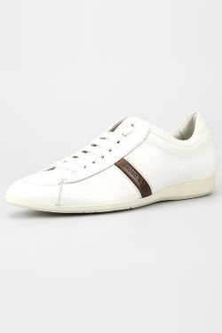 Сникерсы HUGO BOSS                                                                                                              белый цвет