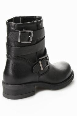Ботинки Bambi                                                                                                              черный цвет