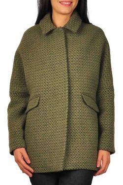 Пальто Selfie                                                                                                              зелёный цвет