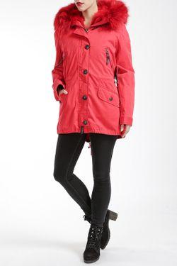 Куртка Blonde No.8                                                                                                              красный цвет