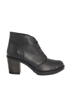 Ботинки GUSTO                                                                                                              чёрный цвет