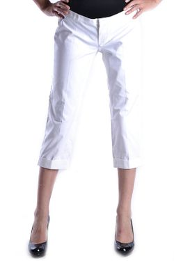Брюки Dsquared2                                                                                                              белый цвет