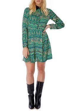 Платье Iska                                                                                                              зелёный цвет