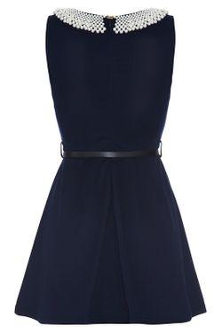 Платье Iska                                                                                                              синий цвет