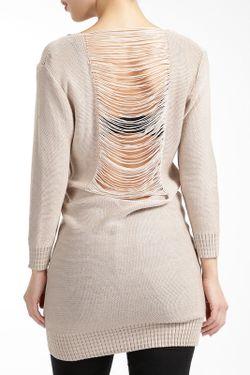 Свитер Lea Fashion                                                                                                              бежевый цвет