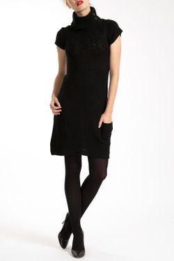 Платье Lea Fashion                                                                                                              чёрный цвет