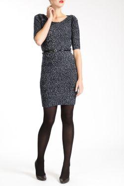 Платье Lea Fashion                                                                                                              синий цвет
