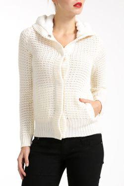 Свитер Lea Fashion                                                                                                              белый цвет