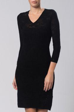 Платье Sassofono                                                                                                              чёрный цвет
