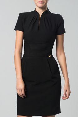 Платье Sassofono Club                                                                                                              чёрный цвет