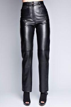 Брюки John & Yoko                                                                                                              черный цвет