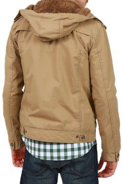Куртка LET'S GO                                                                                                              бежевый цвет