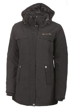 Пальто AlpinePRO                                                                                                              черный цвет