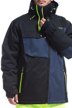 Куртка AlpinePRO                                                                                                              чёрный цвет