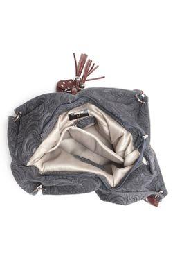Сумка MANGOTTI BAGS                                                                                                              серый цвет