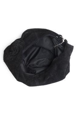 Сумка MANGOTTI BAGS                                                                                                              чёрный цвет