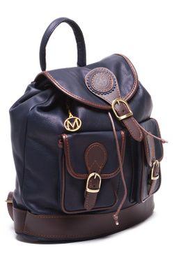 Рюкзак MANGOTTI BAGS                                                                                                              синий цвет