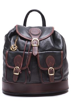 Рюкзак MANGOTTI BAGS                                                                                                              чёрный цвет